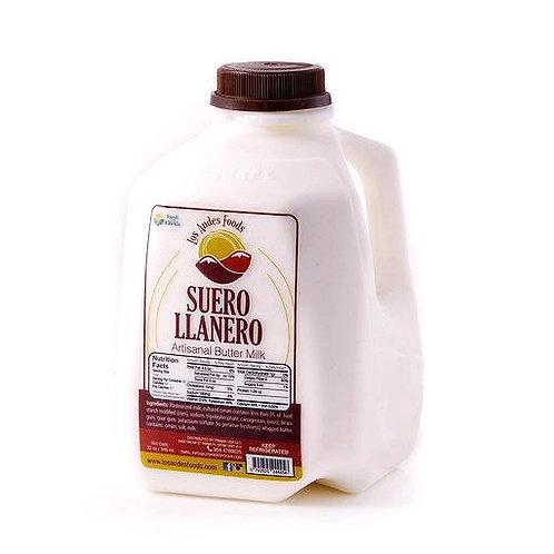 Suero Llanero 32 Oz/Artisanal Buttermilk 32 Oz