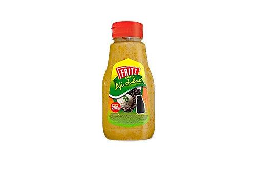 Fritz Sweet Chili Sauce/Salsa de Aji Dulce Fritz (250g)