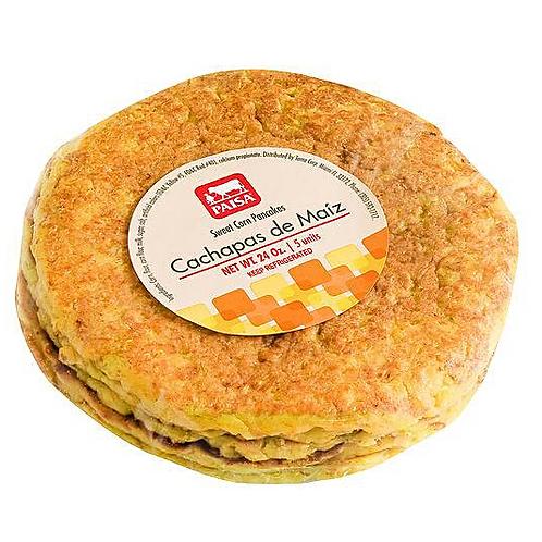 Corn Pancakes / Cachapas de Maiz 5/24 Oz