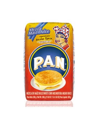 P.A.N Sweet Corn Mix/ Mezcla para Cachapas P.A.N