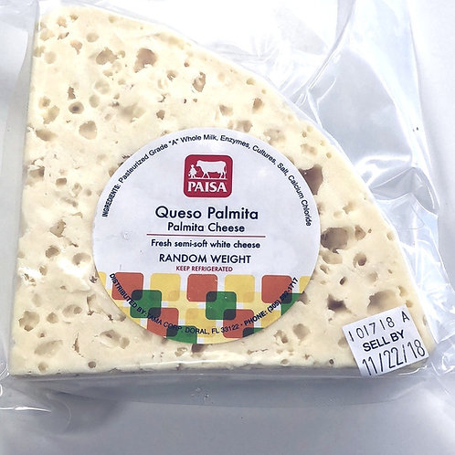 Palmita Cheese (Ramdom Weight)