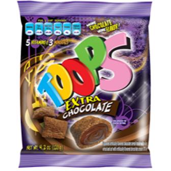 Toops Extra Chocolate Bag  - 4.2 Oz