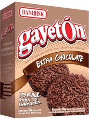 Danibisk Extra Chocolate Gayeton (Family Pack)