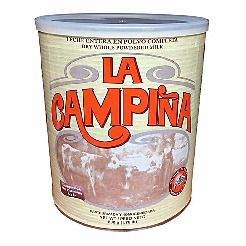 La Campiña - Powder Milk (800g)