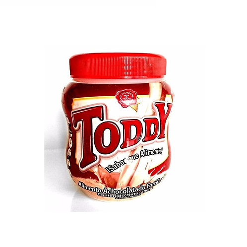 Toddy Plastic Container - 400g