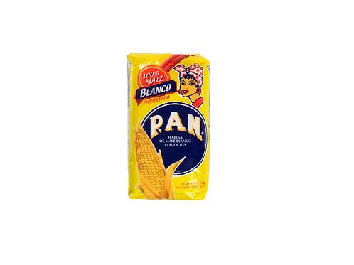 P.A.N. White Corn Flour /  Harina PAN 2Lbs