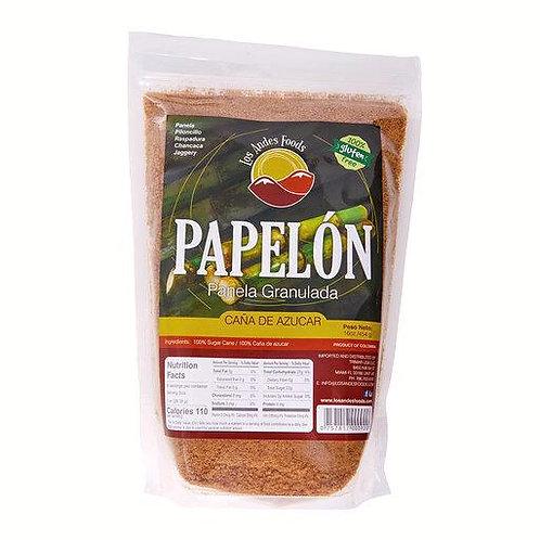 Papelon Granulado 16 Oz/Panela Brown Sugar cane Granulated 16 Oz