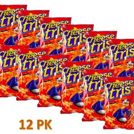 Cheese Tris 12 Pack (12/54g)