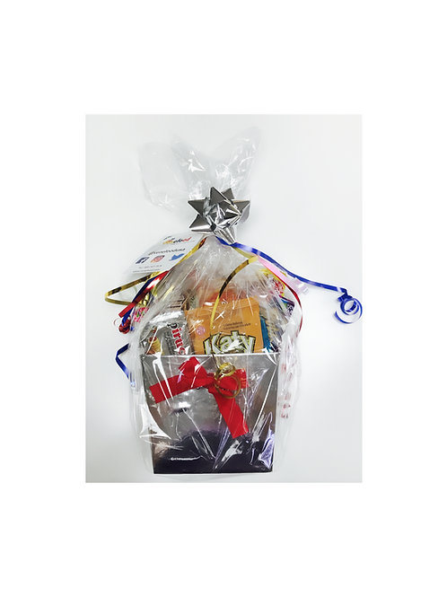 Gift Basket - Silver Edition