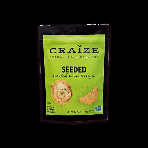 Craize Semillas (Seeded Arepa) - 4 Oz