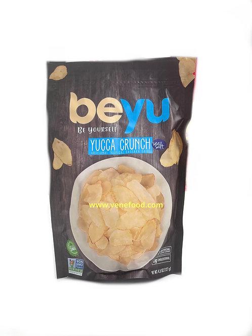 Beyu Yucca Crunch (Yuca Crujiente) - 4.5 Oz
