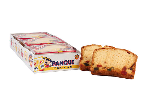 ONCE ONCE Panque de Frutas (Dried Fruit Pound Cake) 6/60g