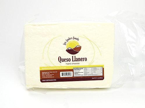 Aged Farmers Cheese/Queso Duro Llanero - 14Oz