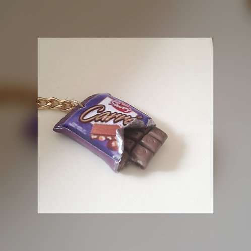 Carre Chocolate Keychain - Llavero Carre