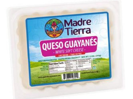 White Soft Cheese / Queso Guayanes 16oz
