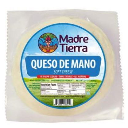 Soft Cheese / Queso de Mano 24oz