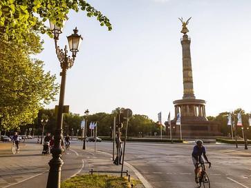 Autonomes Fahren - Straße des 17. Juni wird zur Teststrecke für Verkehr der Zukunft