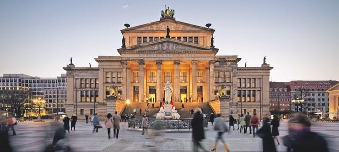 Konzerthaus Berlin am Gendarmenmarkt ist ein DIE MITTE Mitglied