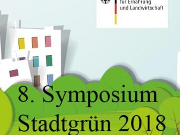 8. Symposium für Stadtgrün 2018