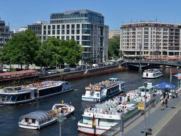 Berliner Senat will Bündnis für bessere Luft am Wasser