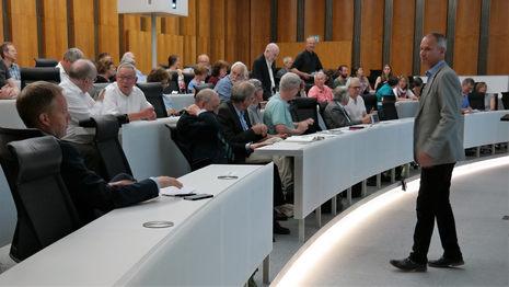 Auditorium der ESMT