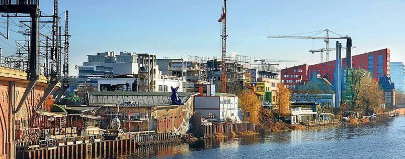 In Berlin regiert jetzt die linke Baubrigade