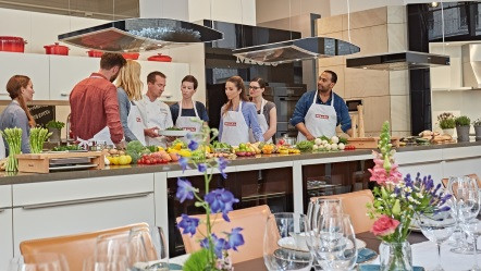 BERLIN Food WEEK - MIELE Cooking School Unter den Linden