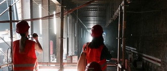 Besichtigung U-Bahnhof Rotes Rathaus - DIE MITTE e.V.