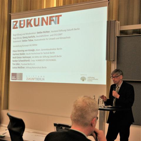 Stefan Tidow, Staatssekretär für Umwelt & Klimaschutz