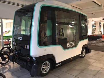 Erstmals soll ein autonomer Bus auf Berlins öffentlichen Straßen fahren