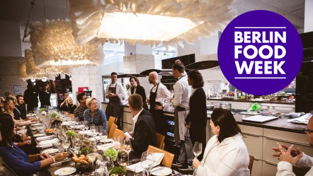 Berlin Food Week 2018