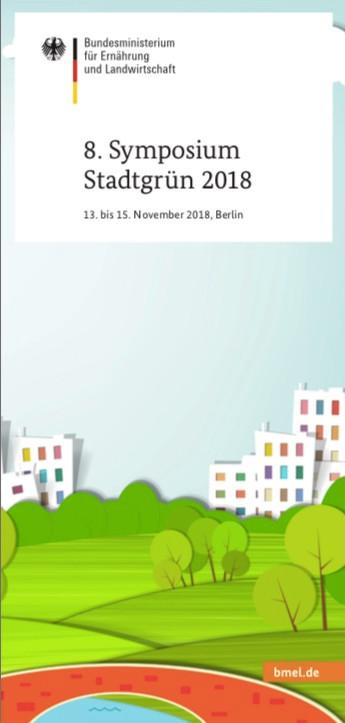 Download: Programm des 8. Symposium Stadtgrün