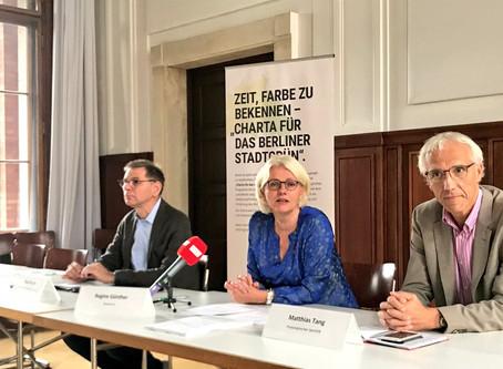 Senat startet Programm zur Förderung des Berliner Stadtgrüns
