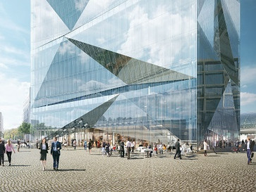 Vortragsabend 'cube berlin - nicht nur schön, sondern schlau'