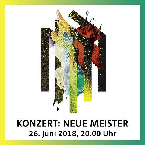 Konzert NEUE MEISTER Im DRIVE Unter den Linden