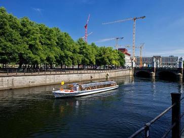 Studie: Flussbad an der Museumsinsel wäre technisch machbar