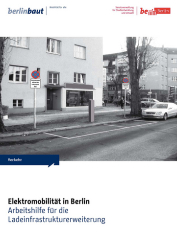 Cover eMobility Infrastruktur