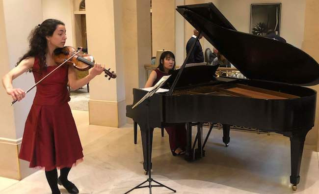 Hotel ADLON Kempinski Concertini DIE MITTE e.V.
