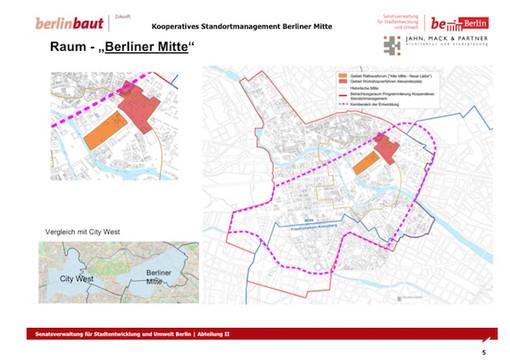 Cover Kooperatives Standortmanagement Karte