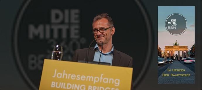 Grußwort des DIE MITTE Vorstandsvorsitzenden Guido Herrmann