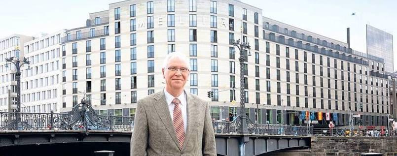Klaus Kartmann verlässt das Melia Hotel Berlin Friedrichstraße