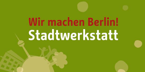STADTWERKSTADT - Wir machen Berlin Logo