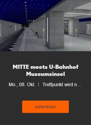 U Bahnhof Museumsinsel