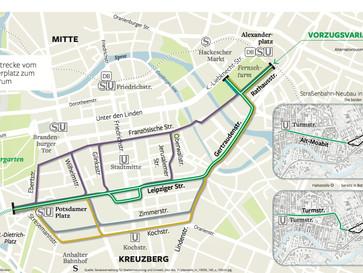Berliner Mobiliätsgesetz vom Senat beschlossen