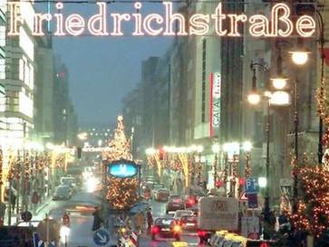 Friedrichstraße: Boulevard der Baustellen