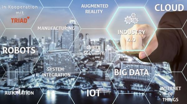 Industrie 4.0 - Vision oder Realität Fachvortrag TRIAD