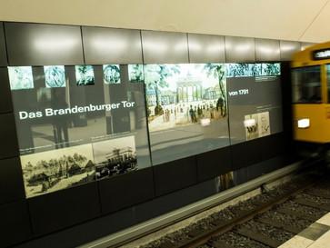 U5 zwischen Brandenburger Tor und Alexanderplatz erst 2021?