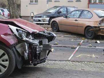 Die meisten Unfälle gibt es in Charlottenburg-Wilmersdorf und Mitte