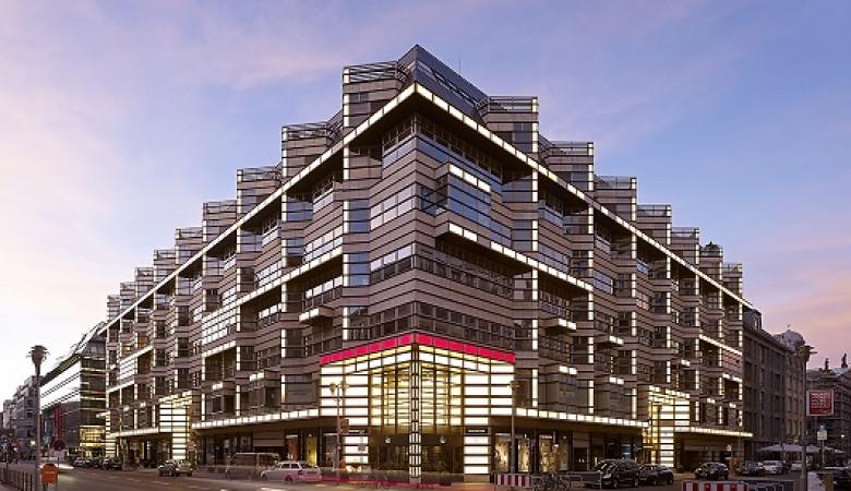 Quartier 206 Art & Fashion House Friedrichstraße DIE MITTE Mitglied