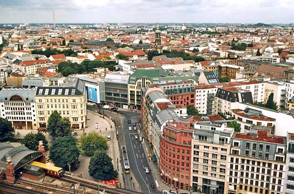 Hackescher Markt in MITTE Berlin